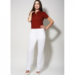 Ladies Pants - SLIM FIT, shaped waistband, 82 cm