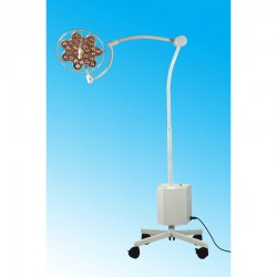 EMALED 300 M mobile surgical light 230 V power supply and battery