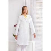 Ladies short coat, tailliert 1 / 1 arm